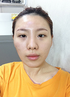 Reborn as a Beauty with smooth oval face!